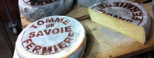 La Tomme de Savoie,  un fromage montagnard aux sommets des cimes