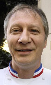 Eric Frechon, Chef de l'année 2009