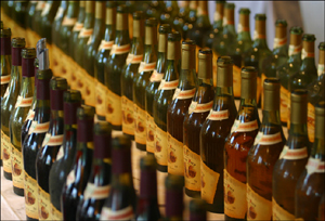 les nombreux vins de Franche-Comté (DR)