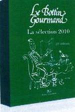 Le Bottin Gourmand 2010