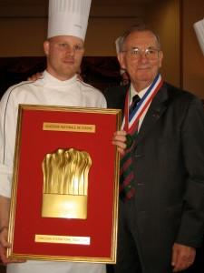 Les concours de l acad mie nationale de cuisine for Academie nationale de cuisine