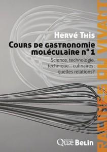 Cours de gastronomie moléculaire