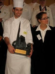 Les concours de l'Académie Nationale de Cuisine