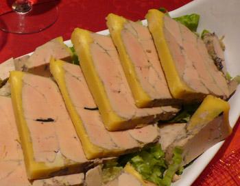 Du «faux gras» à la place du foie gras outre-manche