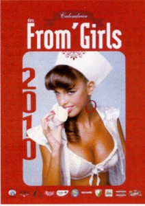 Calendrier des From'Girls 2010