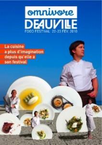 Omnivore Food Festival joue sucré à Deauville.