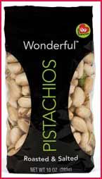 Journée mondiale de la pistache le 26 février