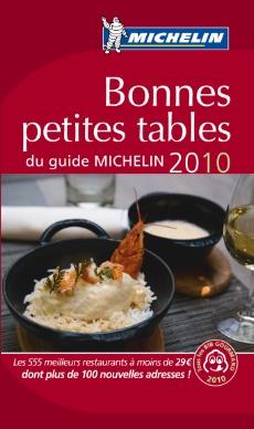 Michelin dévoile la liste des Bib Gourmand 2010