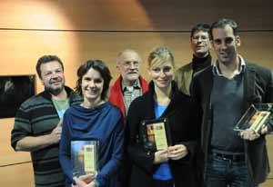 Les lauréats du Wine Blog Trophy