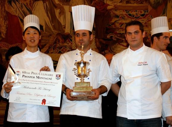 60ème Prix Culinaire Prosper Montagné