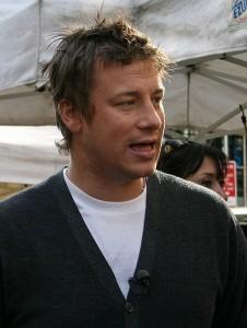 Jamie Oliver part en guerre contre la malbouffe aux USA