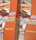 L'annuaire 2010 de l'Association des Journalistes du Patrimoine (AJP)