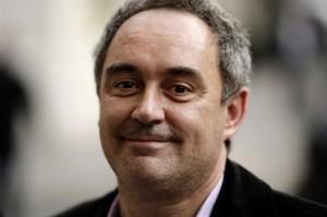 Ferran Adrià à Harvard