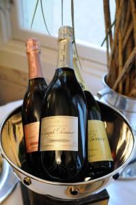 Champagne JOSEPH PERRIER au Yacht Club de France