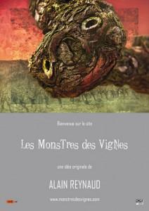 Monstres des vignes II