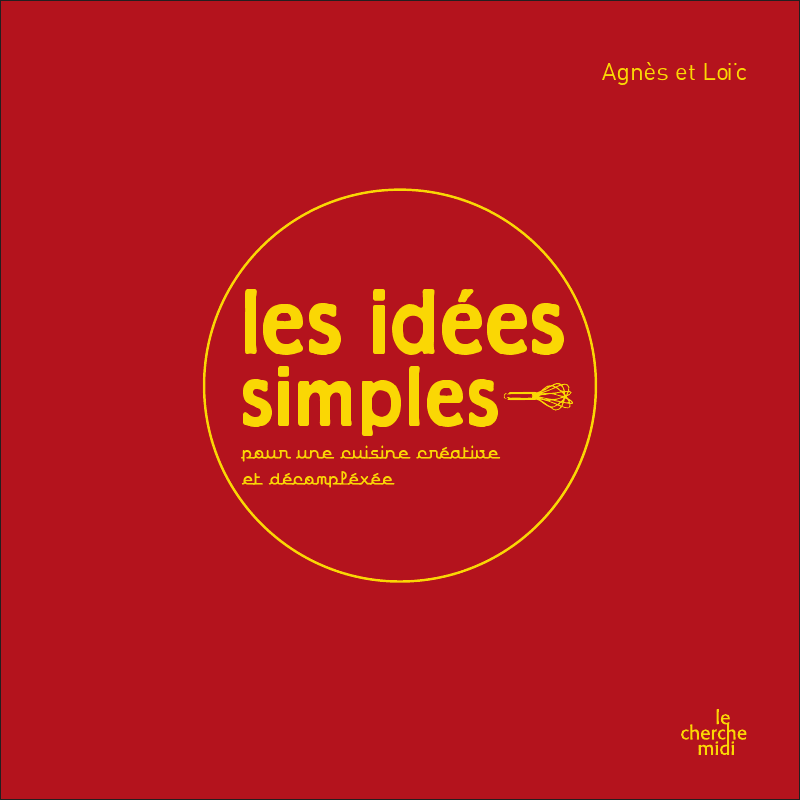 Les id es simples for Idees entrees simples