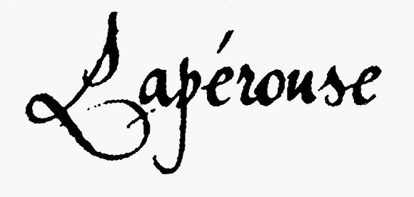 REPORTAGE… Lapérouse