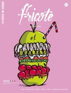 FRICOTE Magazine, l'épicurien urbain