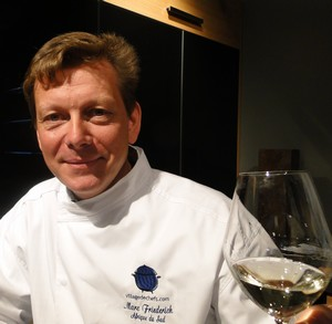 FRIEDERICH Marc (Marc's Mediterranean Cuisine – Paarl- Afrique du Sud)