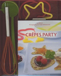 Crêpes party.