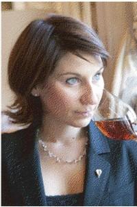 TOUZET Estelle. (Chef Sommelier de l'Hôtel Le Meurice-Paris)
