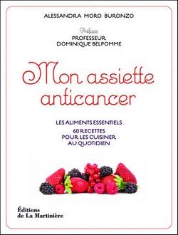 Mon assiette anticancer