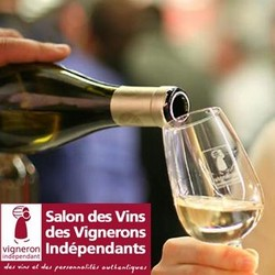 Les nouvelles du vin de roger et mich le clairet for Salon vigneron independant