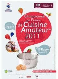 Nouvelle tape du championnat de france de cuisine amateur - Concours cuisine amateur ...