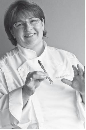 FERBER Christine  (Chocolatier – Niedermorschwihr (68))