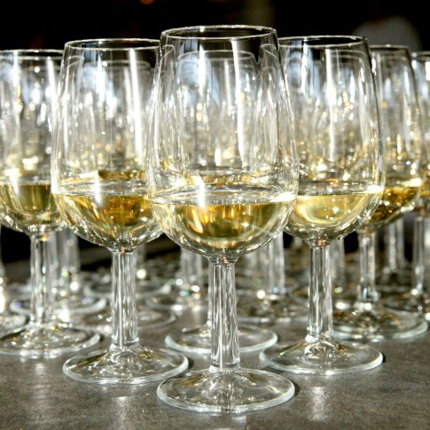 vins blancs d'Alsace©Christophe Urbain