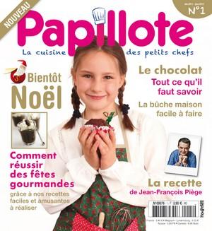Papillote: Le magazine cuisine des 7-12 ans