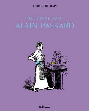 En cuisine avec Alain Passart