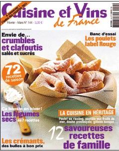 Sondage exclusif sur la cuisine patrimoine culturel des - Cuisine et vin de france ...