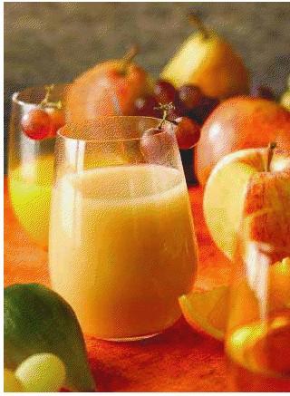 France: 1,64 milliard de litres de jus de fruits en 2011
