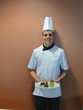 Rémy GLEIZES remporte la finale du concours «Le Boeuf, les races à viande»