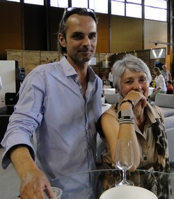 Jean-Michel et Katia Niederhoffer©T.Bourgeon/laradiodugout.fr