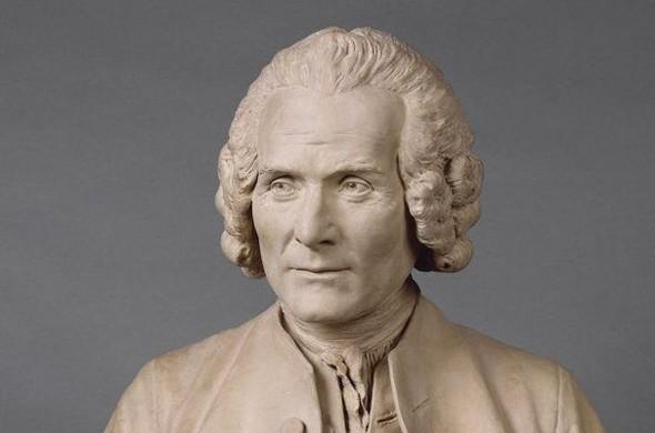 Dans l'assiette de Jean-Jacques Rousseau