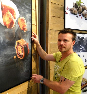 COTTAREL Anthony, photographe culinaire
