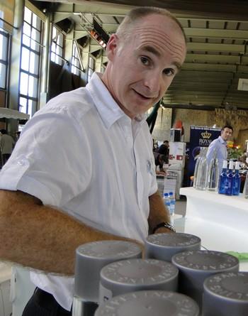 MASURIER Thierry, spécialiste des eaux du globe