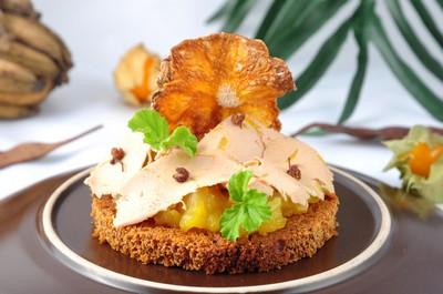 tartine-exotique-au-foie-gras-frederic-jaunault