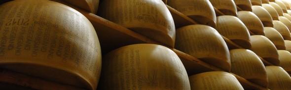 Un vrai conte de Noël: le miracle du Parmigiano Reggiano!