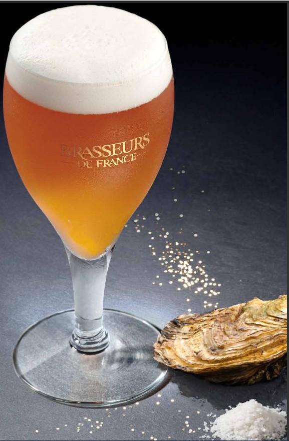 Bière de Noël et Fruits de Mer, un mariage d'amour …