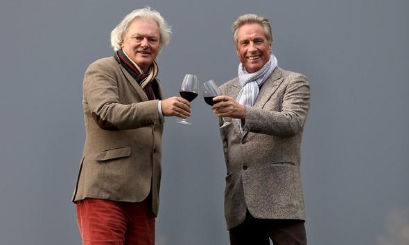 Hubert de Bouard et Gérard Perse – Hommes de l'année de la RVF