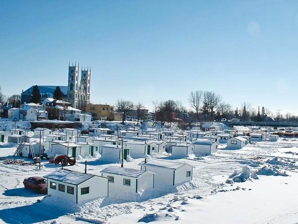 Vive la pêche blanche au Québec!