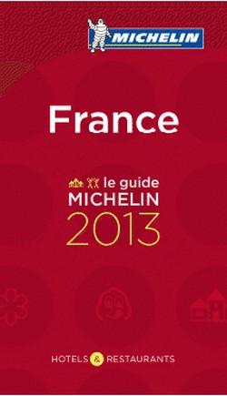 Le Palmarès du Guide MICHELIN France 2013, Arnaud Donckele, seul nouveau «trois étoiles»