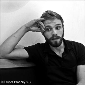 Sven Chartier chef créateur de l'année pour Omnivore