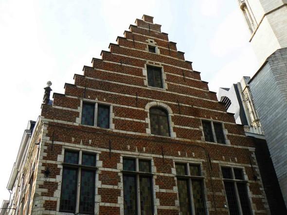 Architecture maison flamande for Architecture flamande