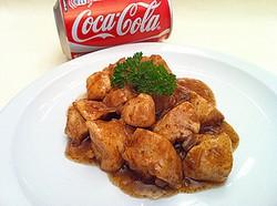 Poulet au Coca Cola ©la cuisine des jours