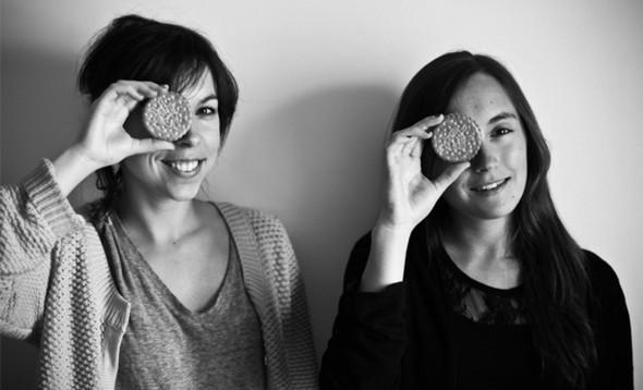Mélanie Guéret et Lucie de la Héronnière ©