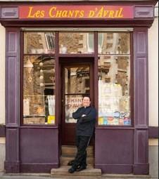 FRANCOIS Christophe « Chants d' Avril » à Nantes.